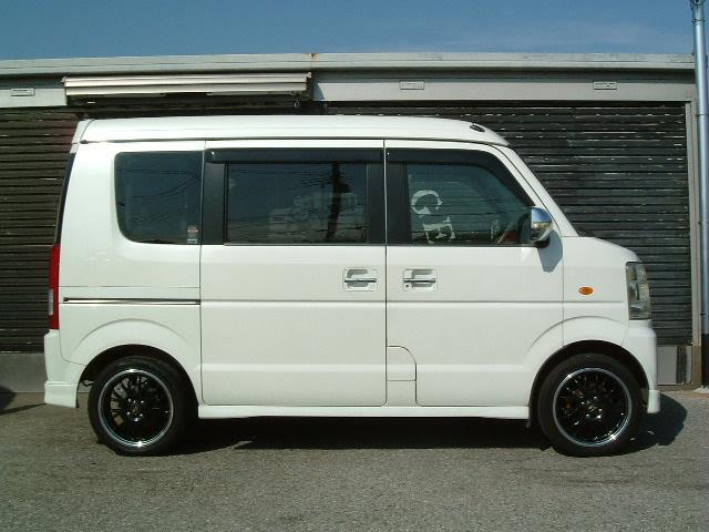 「スズキ」「エブリイワゴン」「コンパクトカー」「千葉県」の中古車10