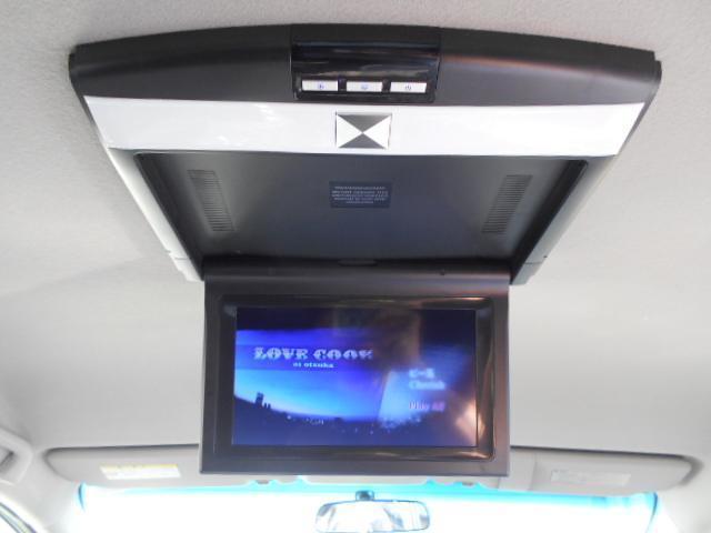 G ジャストセレクション /DVD再生ナビTVCD/ETC/天井モニター/カラーバックモニター/自動ドア/1オーナー/後期型/Bluetooth/6人乗り(21枚目)