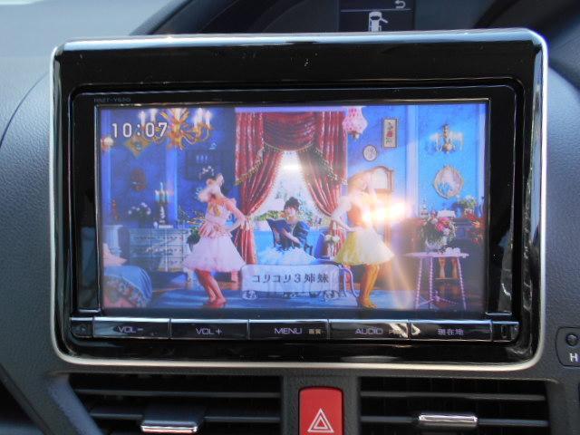 X DVD再生ナビフルセグTV/天井モニター/両側自動ドア/バックモニタ-/Bluetooth/LEDヘッドライト/AUTOライト/PUSHスタート/ETC/リアサンシェード/インテリキー/7人乗り(26枚目)