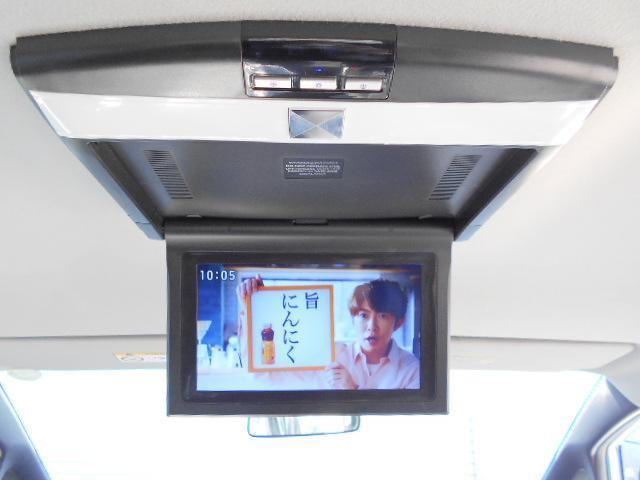 X DVD再生ナビフルセグTV/天井モニター/両側自動ドア/バックモニタ-/Bluetooth/LEDヘッドライト/AUTOライト/PUSHスタート/ETC/リアサンシェード/インテリキー/7人乗り(27枚目)