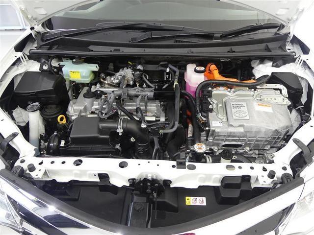 ハイブリッド 衝突回避支援システム バックカメラ ナノイーオートエアコン オートライト キーレス ETC ワンセグメモリーナビTV 点検記録簿 ABS イモビライザー カーテンエアバッグ TRC AUX /II(17枚目)