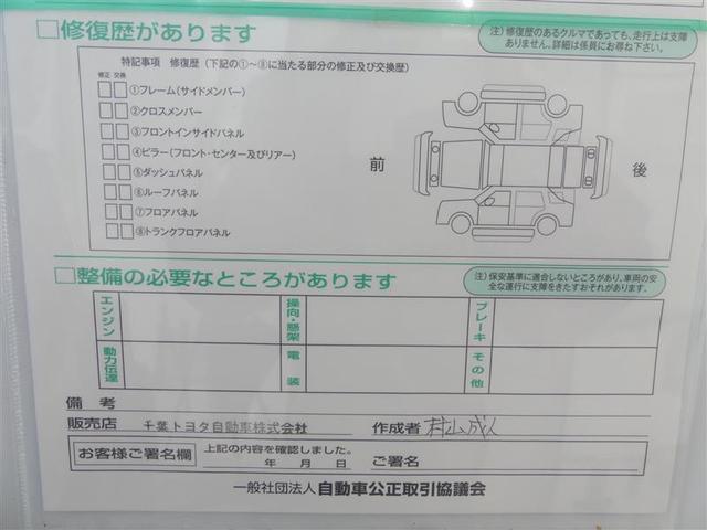 ハイブリッド 衝突回避支援システム バックカメラ ナノイーオートエアコン オートライト キーレス ETC ワンセグメモリーナビTV 点検記録簿 ABS イモビライザー カーテンエアバッグ TRC AUX /II(19枚目)