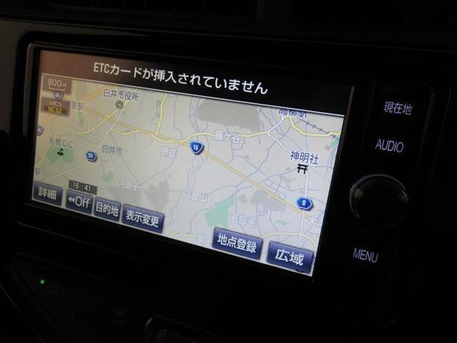 トヨタ アクア クロスオーバー 当社試乗車 サポカー ドラレコ