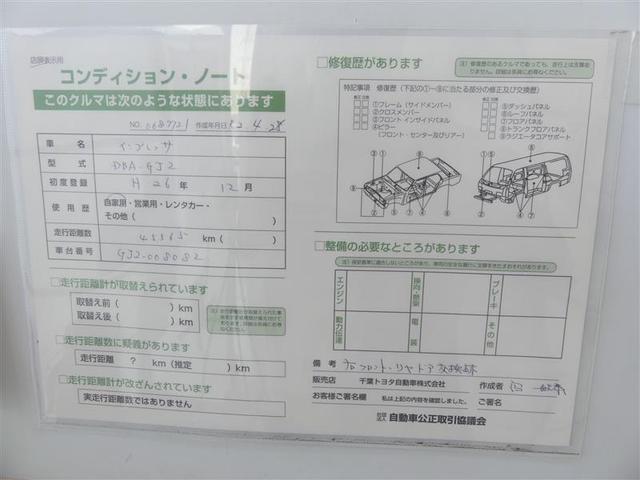 1.6i-S  新品タイヤ4本交換付 保証付き ワンオーナー(19枚目)