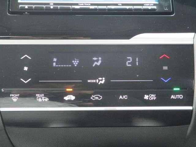 プラズマクラスター技術・フルオートエアコンディショナー搭載車両です♪エアコン風量に連動して作動し、空気浄化や脱臭などの効果がありますよ◎クリーンで快適な車内を保てます!!