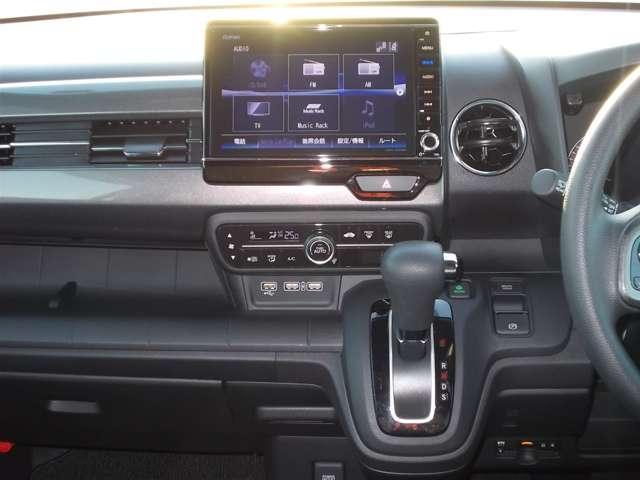 Lホンダセンシング 2年保証付 デモカー 衝突被害軽減ブレーキ サイド&カーテンエアバッグ ドライブレコーダー メモリーナビ フルセグTV Bカメラ シートヒーター LEDヘッドライト オートライト ワンオーナー車(7枚目)