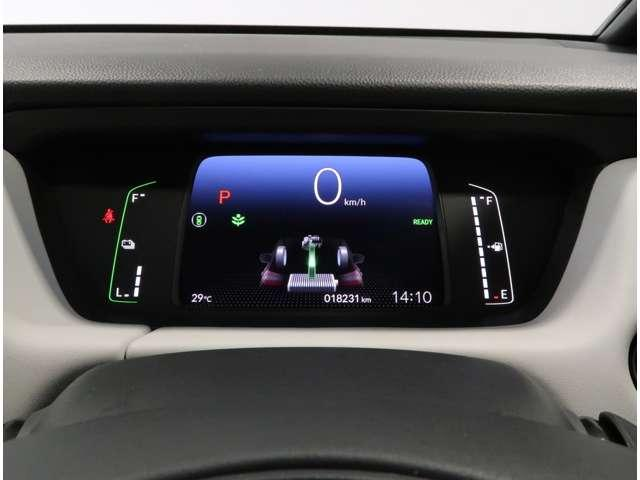e:HEVホーム 2年保証付 デモカー 衝突被害軽減ブレーキ サイド&カーテンエアバッグ ワンオーナー車 メモリーナビ フルセグTV バックカメラ スマートキー ETC LEDヘッドライト オートライト(8枚目)