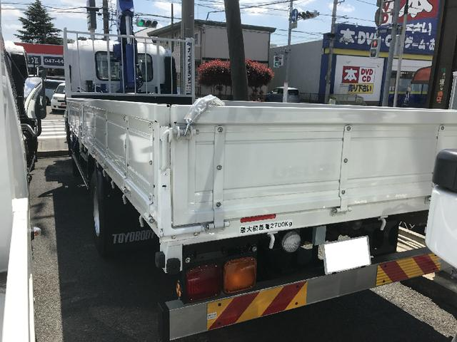 いすゞ フォワード タダノ製クレーン2.93t吊4段ブーム寝台あり