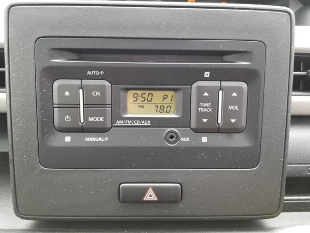 ハイブリッドFX 前席シートヒーター オートエアコン Sエネチャージ ベンチシート 衝突安全ボディ 盗難警報装置 エアバック パワステ ABS キ-レス フルフラット(11枚目)