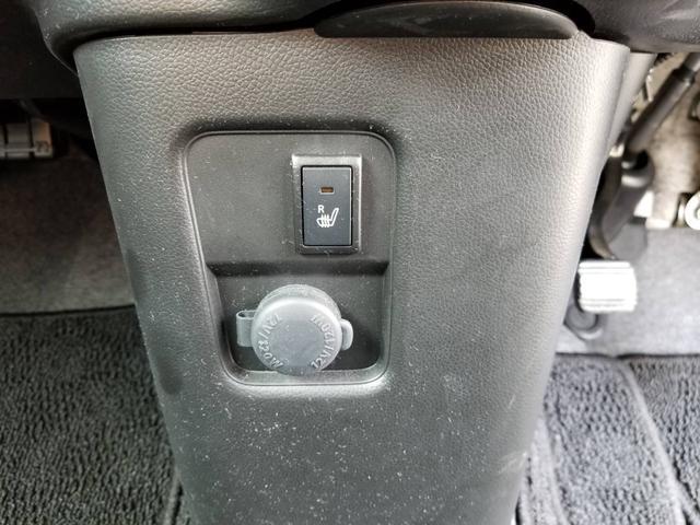 ハイブリッドFX 前席シートヒーター オートエアコン Sエネチャージ ベンチシート 衝突安全ボディ 盗難警報装置 エアバック パワステ ABS キ-レス フルフラット(13枚目)
