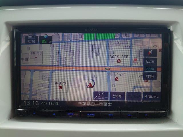 Xターボ 1オーナー レーダーブレーキサポート メモリーナビ 地デジ バックカメラ キーフリー キセノン シートヒーター(14枚目)