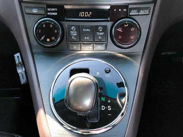350G パワーシート(運・助) スマートキー 電動ミラー バックカメラ TRDマフラー 純正アルミホイール ETC 純正HDDナビ(TV DVD CD AM FM) エアバック(運・助・カーテン) キーレス(23枚目)