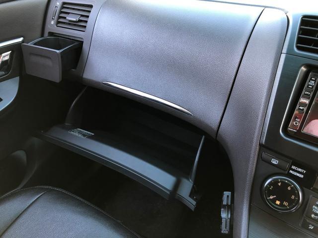 350G パワーシート(運・助) スマートキー 電動ミラー バックカメラ TRDマフラー 純正アルミホイール ETC 純正HDDナビ(TV DVD CD AM FM) エアバック(運・助・カーテン) キーレス(24枚目)