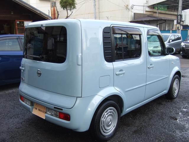 「日産」「キューブ」「ミニバン・ワンボックス」「千葉県」の中古車7