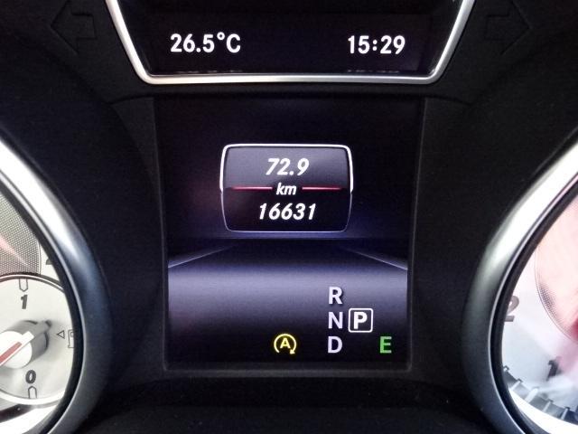 GLA180 スポーツ AMG18インチAW ハーフレザー ディーラー整備車 パワーバックドア(40枚目)