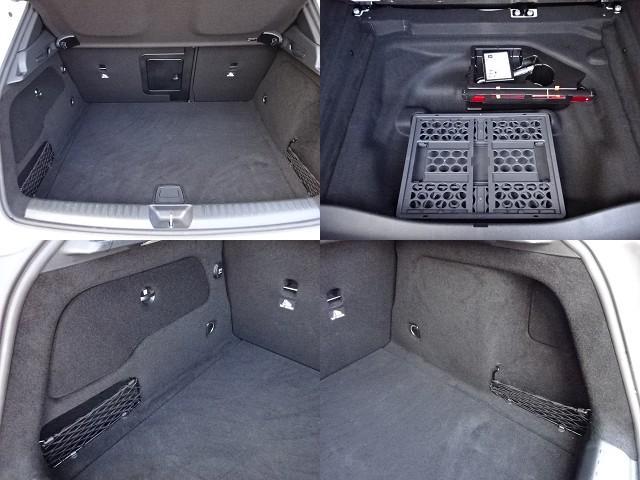 GLA180 スポーツ AMG18インチAW ハーフレザー ディーラー整備車 パワーバックドア(53枚目)