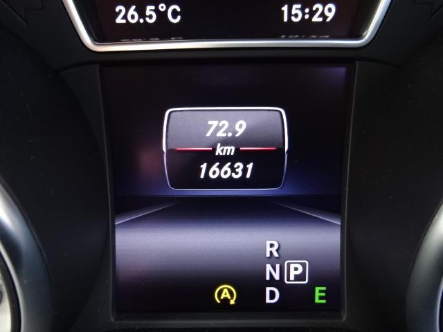 GLA180 スポーツ AMG18インチAW ハーフレザー ディーラー整備車 パワーバックドア(55枚目)