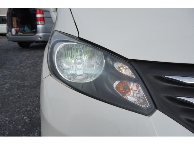 ハロゲンライトよりも視認性が良くなり、夜間の安全運転に活躍してくれます!HID装備!
