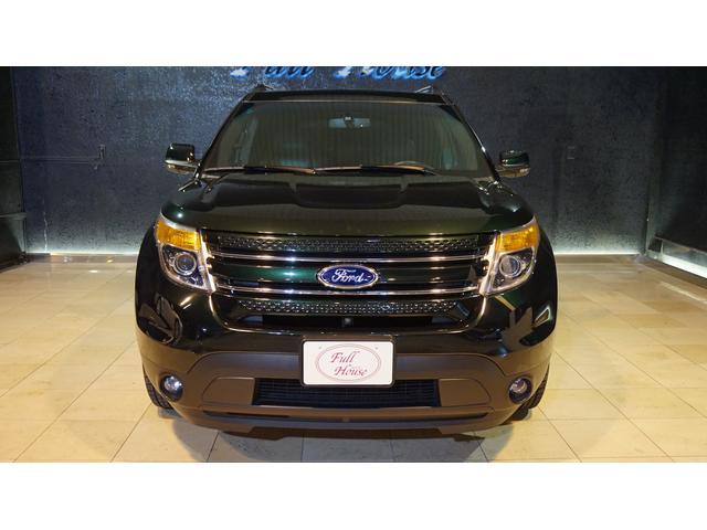 フォード フォード エクスプローラー リミテッド