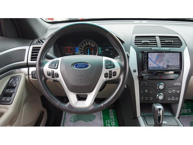 フォード フォード エクスプローラー XLT エコブースト