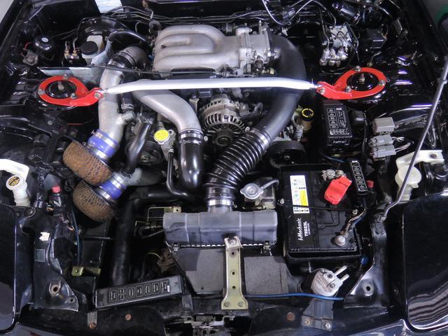 マツダ RX-7 タイプRB 雨宮ワイド Cウエストフロントバンパー