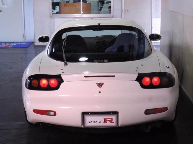 マツダ RX-7 タイプRS RE雨宮Fバンパー 雨宮ワイドボディー