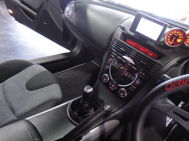 マツダ RX-8 タイプS オーデュラフルチューン ワンオーナー