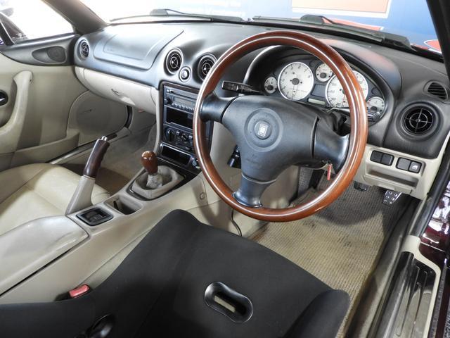 「マツダ」「ロードスター」「オープンカー」「埼玉県」の中古車11