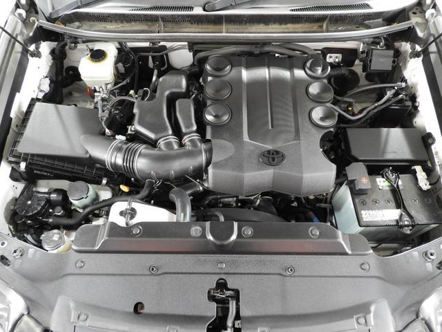 1GR V6 4L ガソリンエンジン!