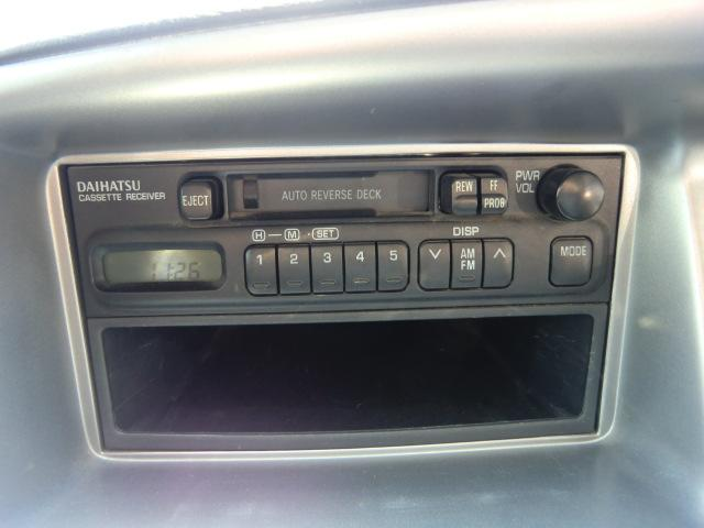 ダイハツ アトレーワゴン CX 5速マニュアル ワンオーナー 記録簿付き