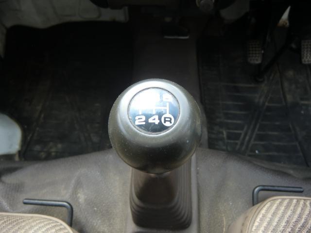 ダイハツ ハイゼットトラック ジャンボ 5速マニュアル ワンオーナー 記録簿付き