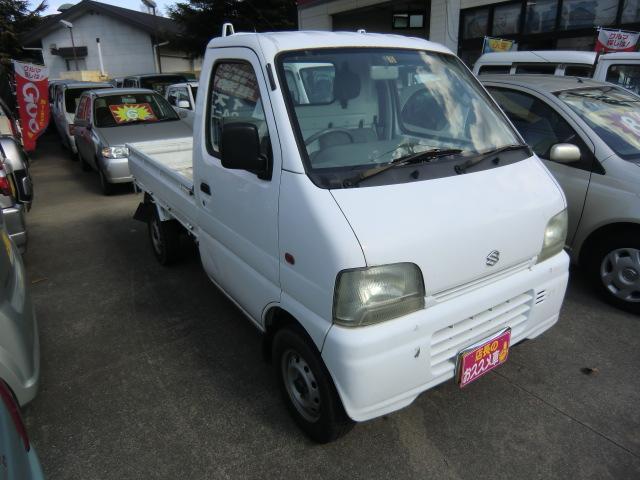 スズキ キャリイトラック KA 5速マニュアル 4WD