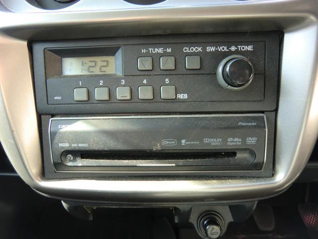SDX 5速マニュアル HDDナビテレビ付き(16枚目)