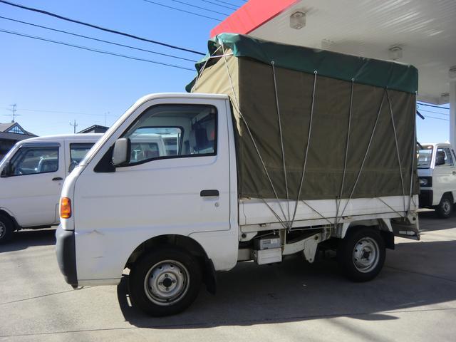 KC ホロ車 5速マニュアル ETC付き(5枚目)