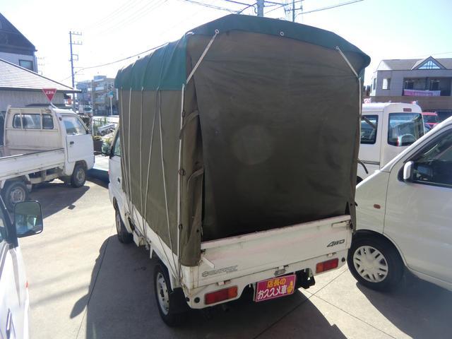 KC ホロ車 5速マニュアル ETC付き(6枚目)