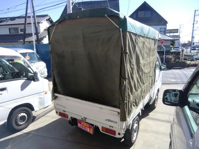 KC ホロ車 5速マニュアル ETC付き(7枚目)