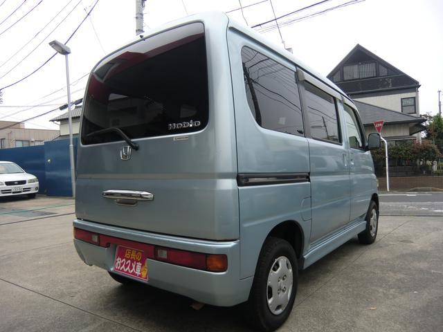 「ホンダ」「バモスホビオ」「コンパクトカー」「千葉県」の中古車7