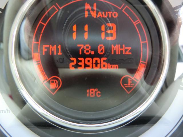 「フィアット」「フィアット 500」「コンパクトカー」「千葉県」の中古車19