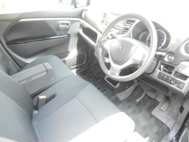 スズキ ワゴンRスティングレー X スマートキー ETC アイドリングストップ 禁煙車