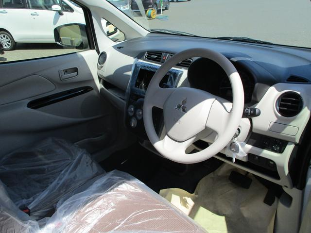 E キーレス シートヒーター 電格ミラー 届出済未使用車(7枚目)
