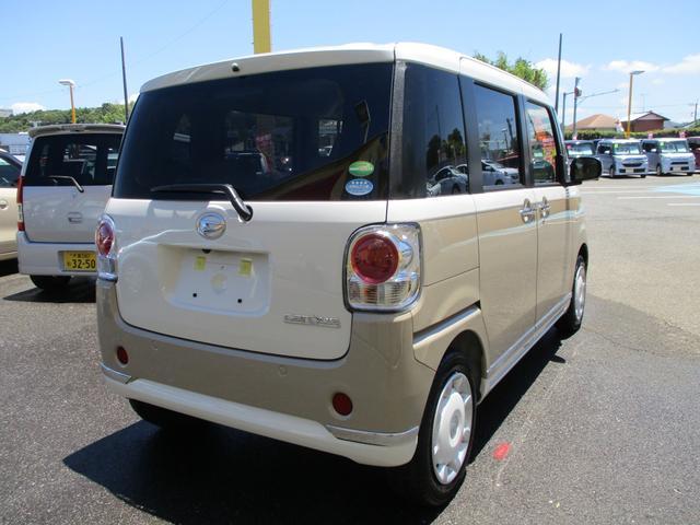 Xリミテッドメイクアップ SAIII 届出済未使用車(4枚目)