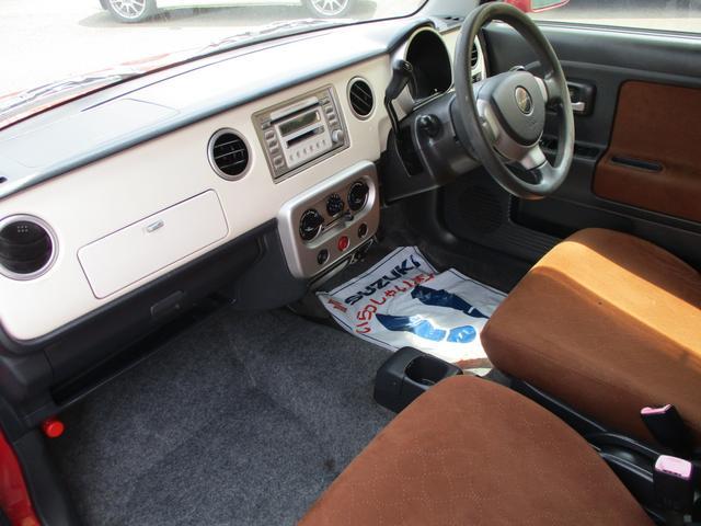 スズキ アルトラパン X キーレス CD・MD シートリフター Wエアバッグ