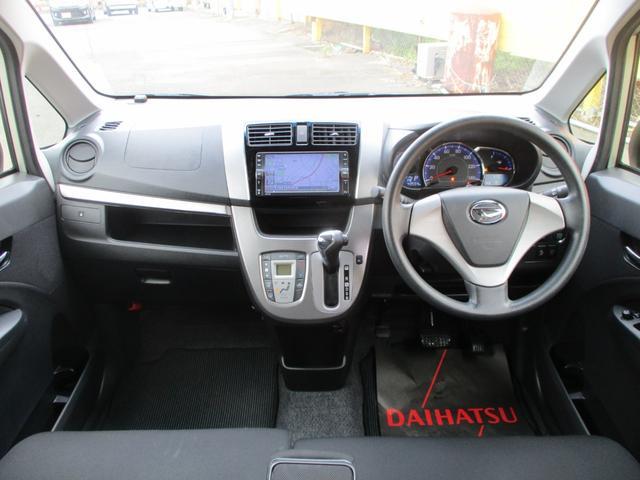 カスタム X SA スマートキー ナビフルセグDVD オートエアコン LEDライト シートリフター アイドリングストップ 電格ミラー バイザー セキュリティ 禁煙車(16枚目)