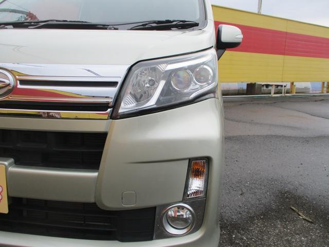 カスタム X SA スマートキー ナビフルセグDVD オートエアコン LEDライト シートリフター アイドリングストップ 電格ミラー バイザー セキュリティ 禁煙車(40枚目)