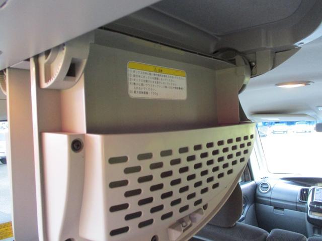 カスタムVセレクションターボ スマートキー ナビ地デジDVD オートエアコン左側パワースライドドア HIDライト ターボ ETC セキュリティ バイザー 禁煙車(16枚目)