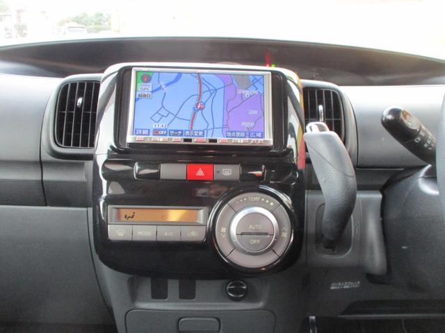 カスタムVセレクションターボ スマートキー ナビ地デジDVD オートエアコン左側パワースライドドア HIDライト ターボ ETC セキュリティ バイザー 禁煙車(20枚目)