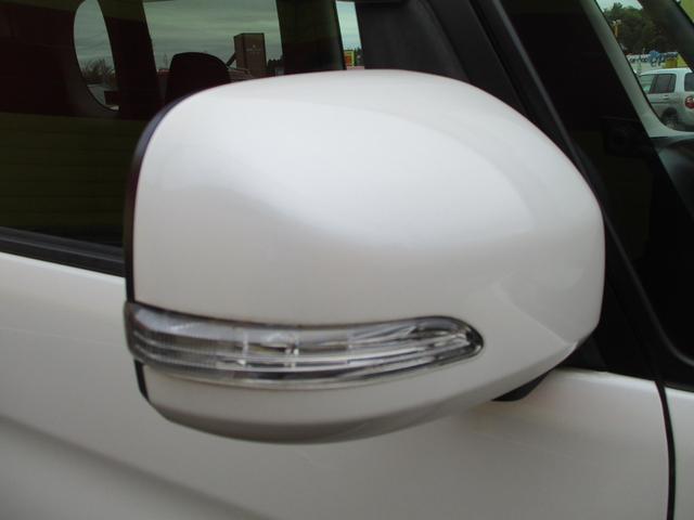 カスタムVセレクションターボ スマートキー ナビ地デジDVD オートエアコン左側パワースライドドア HIDライト ターボ ETC セキュリティ バイザー 禁煙車(41枚目)