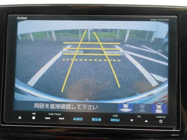 アブソルート 後席モニタ オットマン 両側電動スライドドア(4枚目)