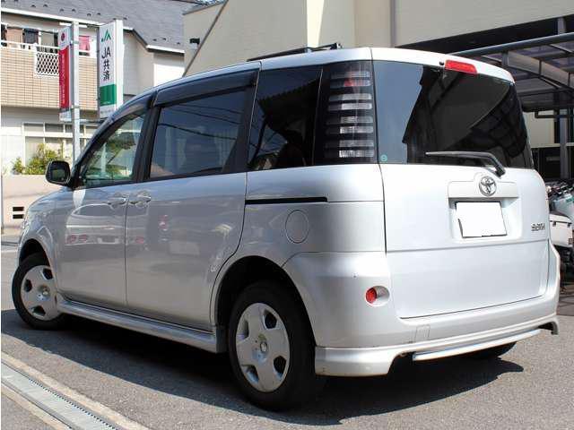 トヨタ シエンタ G パワースライド HIDライト 純正エアロ