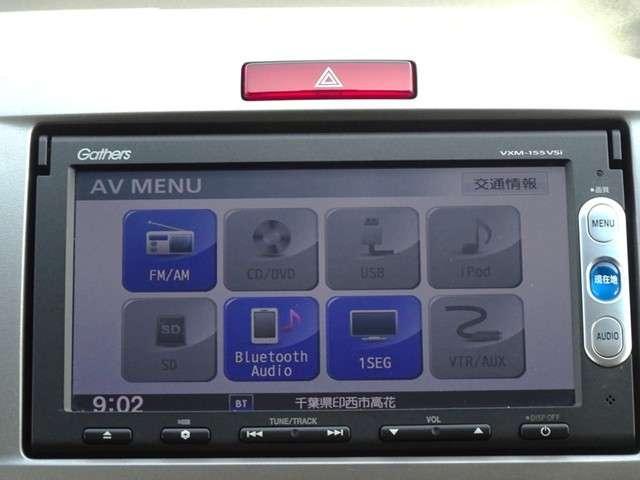 G エアロ ワンオーナー ETC Bカメ DVD再生 ナビTV 3列シート エアロ ETC ワンセグ メモリーナビ キーレス AW キセノン スマートKey ワンオーナ 両側Pドア CDオーディオ VSA(5枚目)